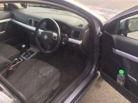 Vauxhall vectra 2005