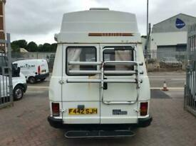 1989 Talbot EXPRESS 1300 P Camper MOTORHOME van NEW MOT LOW MILES FOR YEAR DRIVE