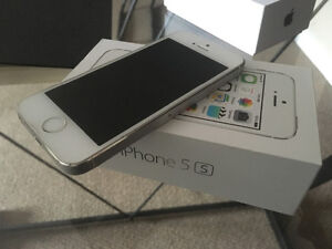 Iphone 5s with the box