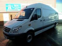 Mercedes Sprinter 310 CDI LWB H/R 110PS