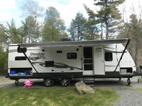 2012 discover canada 26 ft travel trailer