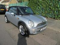 2005 MINI COOPER CONVERTIBLE 1.6L AUTOMATIC PETROL