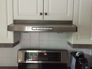 Hotte Venmar V40E - 500 PCM Stainless 30""