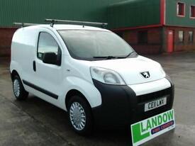 2011 Peugeot BIPPER HDI S Manual Panel Van
