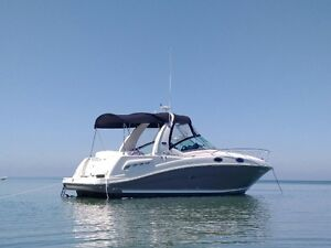 2006 Searay Sundancer 260, only 165 hours