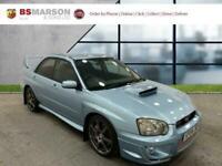 2004 Subaru Impreza STI WR1 4Dr Saloon Petrol Manual