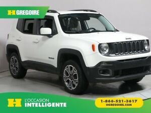 2015 Jeep Renegade North 4WD A/C GR ELECT MAGS BLUETOOTH CAM DE