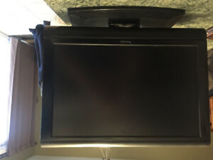 22in TV with built in DVD player