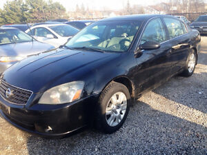 2006 Nissan Altima Certified