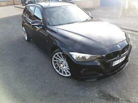 BMW 320D 4X4 s/s Touring Auto 2013 xDrive M Sport