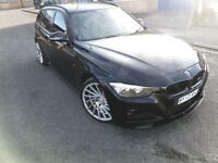 BMW 320D 4X4 s/s Touring Auto 2013 xDrive M Sport