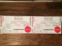 2 x Tickets White Denim @ Roundhouse, Camden