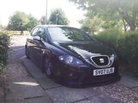Seat Leon FR, Modified, Airride, not Volkswagen, golf, Audi, a3