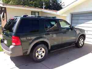 2002 Ford Explorer 4x4 for sale or trade