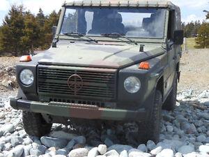 "1992 Mercedes 250GD ""WOLF"" Military Version - DIESEL -RARE-"