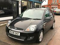 Ford Fiesta 1.4 2007.25MY Ghia
