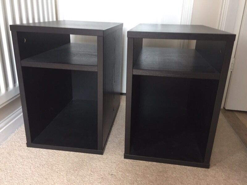2 Ikea Oltedal Bedside Tables In Emersons Green Bristol