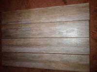 Myrtle Beach Boardwalk wood look Tile