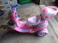 Princess motor bike/ moto de princesses