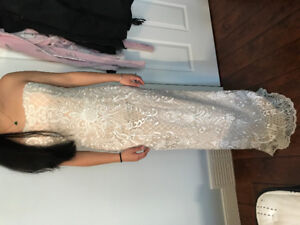 Wedding dress/ Prom dress