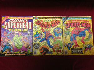 Vintage Comic Books  ALL 23 FOR $220