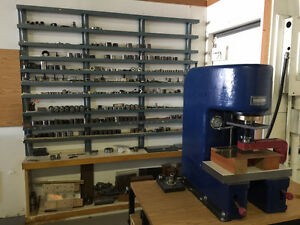 Coin and Punch Press for Sale