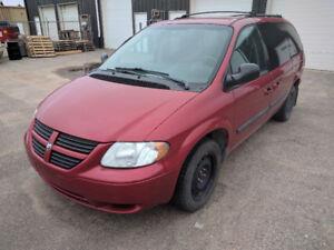 2007 Dodge Grand Caravan SE Minivan, Van