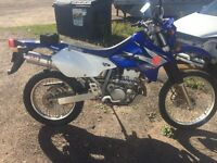 Mint 2006 DRZ 400 street and trail