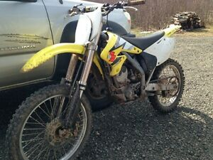 Looking for rmz 250 parts
