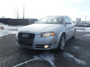 2006 Audi A4 2.0T Wagon,AWD,GREAT WINTER CAR! certified $5800