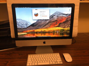 iMac 21.5-inch, Mid 2011 - upgraded Memory (16GB) included