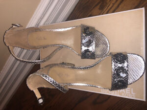 Heels shoes prom wedding party mk Michael kors