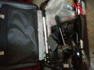 Canon camera set for sale