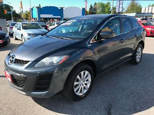2011 Mazda CX-7 GS SUV, Crossover..ECONOMICAL...EXCELLENT COND.