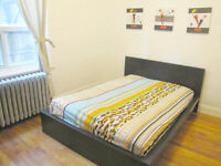 Jan 1st, all incl, nice furnished, girl roommates, metro Vendom