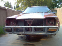 1987 Dodge Shelby Charger For Parts