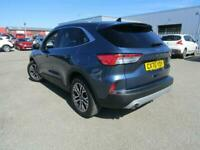 2020 Ford Kuga 1.5 EcoBlue 120ps Titanium First Edition Hatchback Diesel Manual