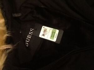 Brand new guess jacket and purse Peterborough Peterborough Area image 1