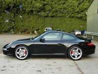 2007 PORSCHE 911 CARRERA 4 S COUPE PETROL