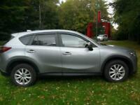 Mazda CX-5 2.2D ( 150ps ) 2WD ( Nav ) SE-L 2013/13 ONLY £30 A YEAR ROAD TAX
