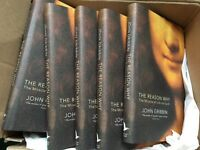 Brand new books. All the same 'the reason why' by John gribbin