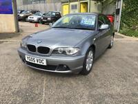 BMW 318 2.0 auto 2005MY Ci SE **FINANCE AVAILABLE**