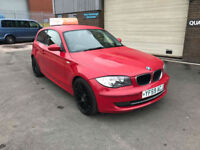 2010 59 BMW 116i 2.0 PETROL SE 3 DOOR MANUAL 113000 MILES....