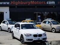 2012 BMW 1 Series 2.0 116d Sport 5dr