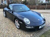 2004 Porsche 997 911 Carrera 2 S 3.8 Tiptronic Coupe