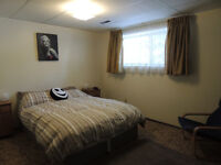 Furnished  room easy access to SAIT, U of C & D.T.- all included