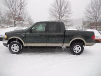 """Ford F-150 SuperCrew 139"""" 4WD 2003"""