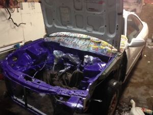 2001 Acura integra project real good shape