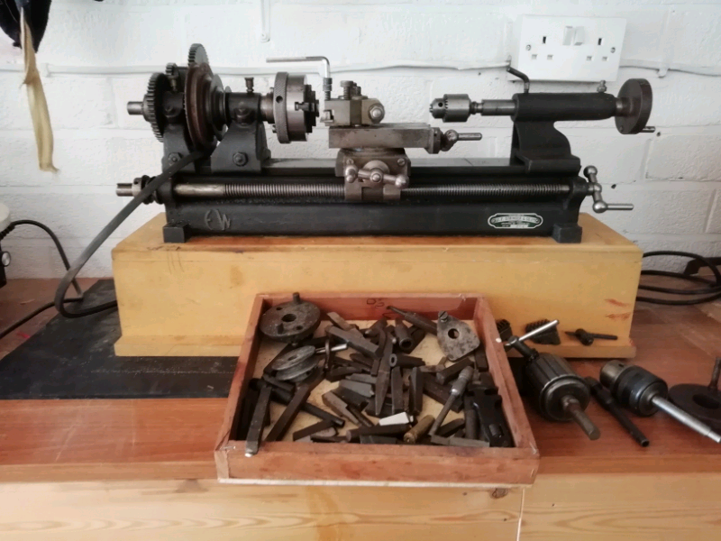 Small engineering lathe   in Stoke-on-Trent, Staffordshire   Gumtree