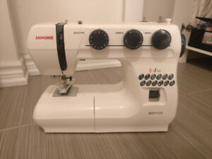Janome SUV 1122 Domestic Sewing Machine